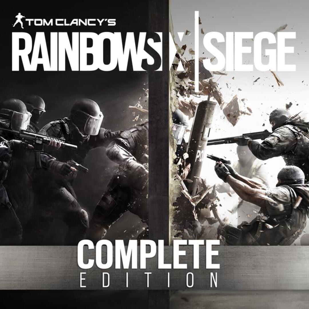 buy Tom Clancy's Rainbow Six: Siege - Complete Edition cd key for all platform
