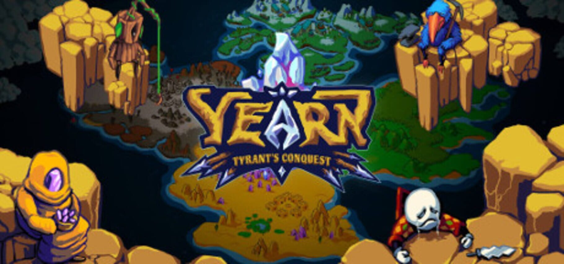 buy YEARN Tyrant's Conquest cd key for all platform