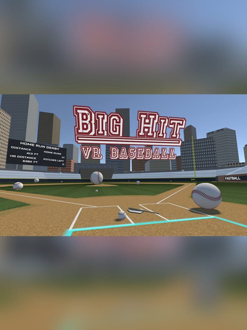 buy Big Hit VR Baseball cd key for all platform