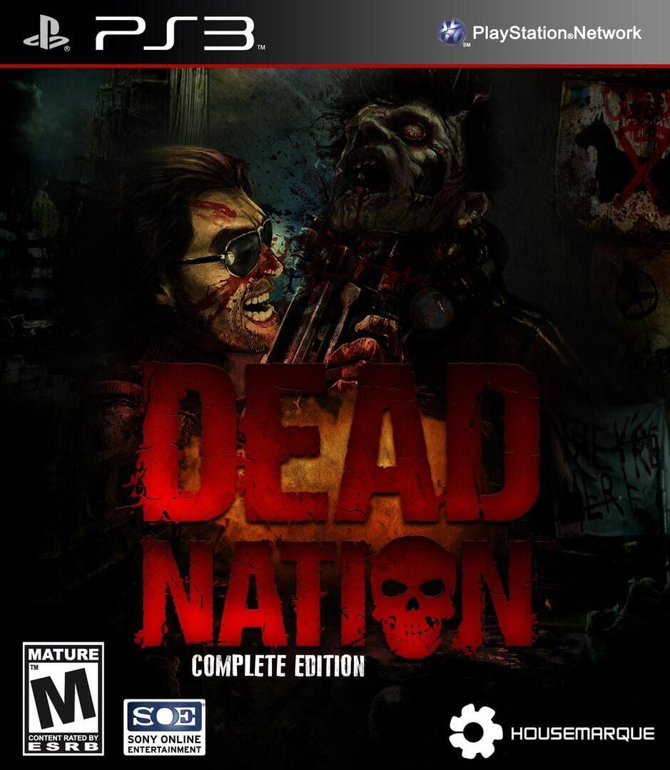 buy Dead Nation cd key for all platform