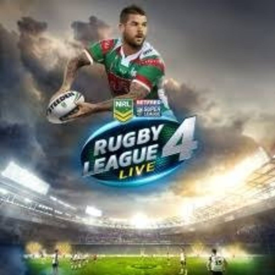 buy Rugby League Live 4 cd key for all platform