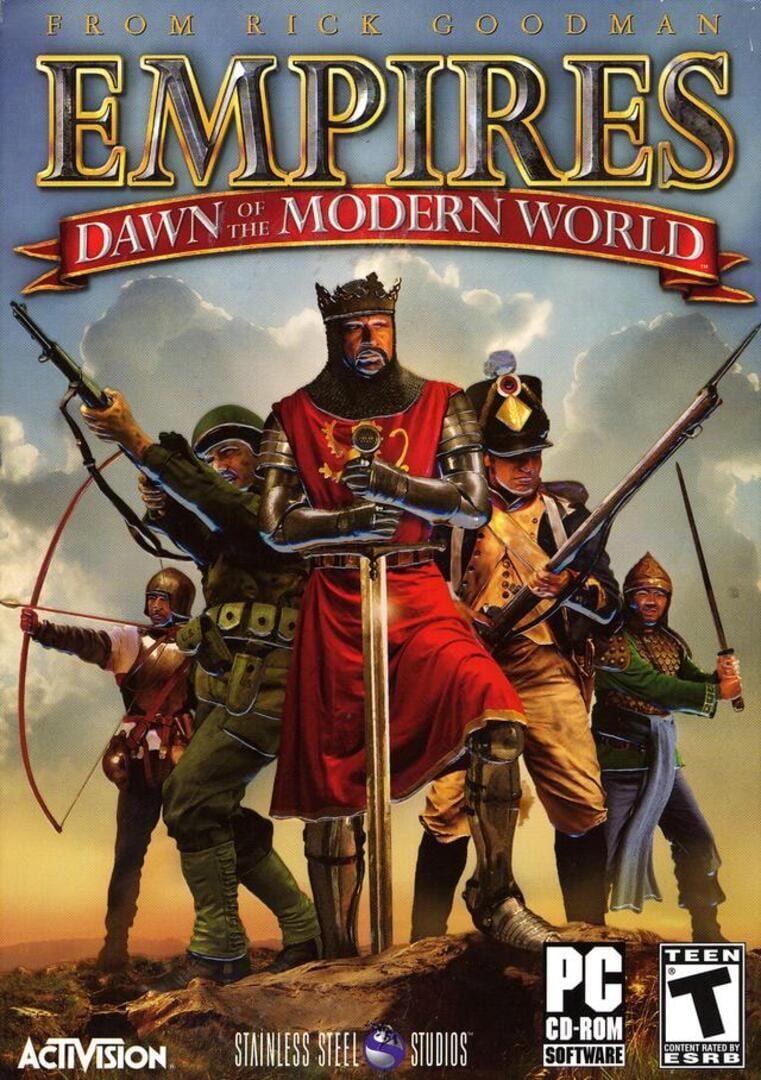 buy Empires: Dawn of the Modern World cd key for all platform