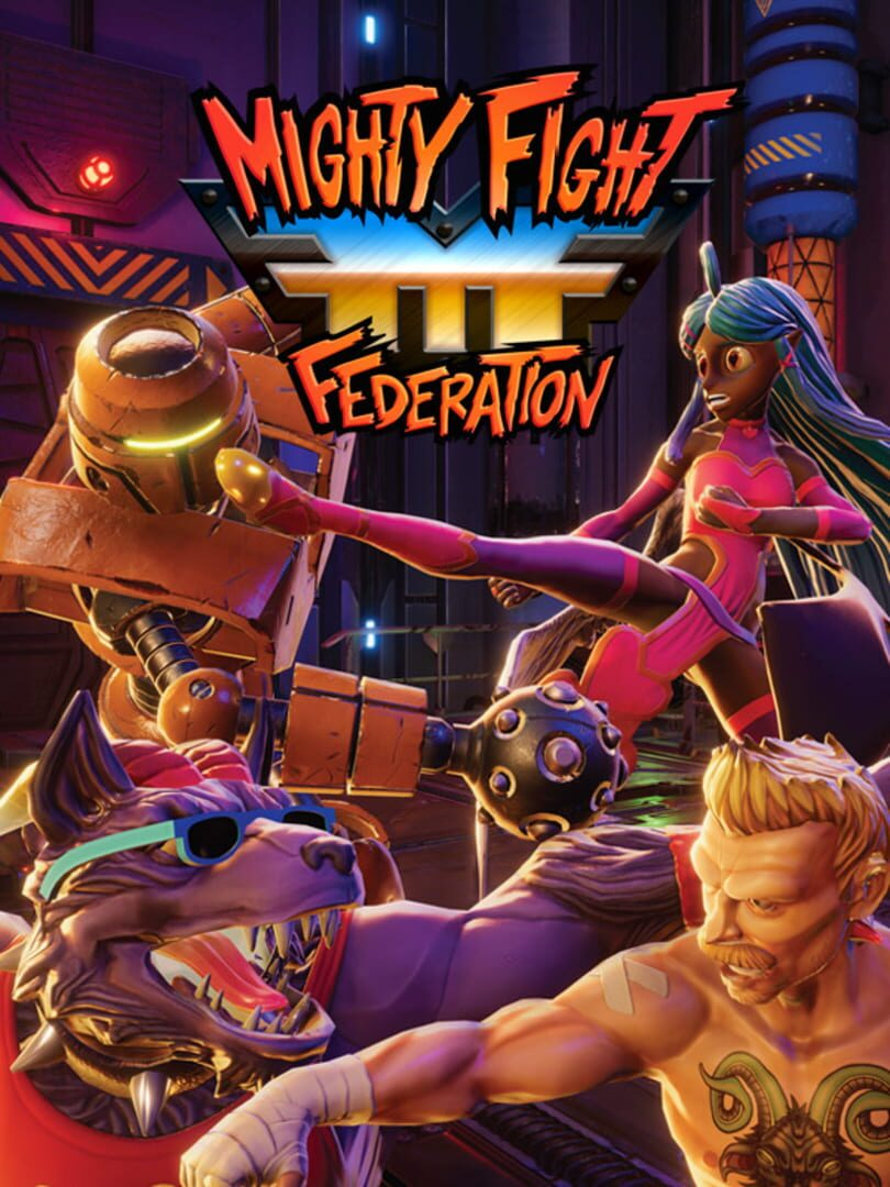 buy Mighty Fight Federation cd key for all platform