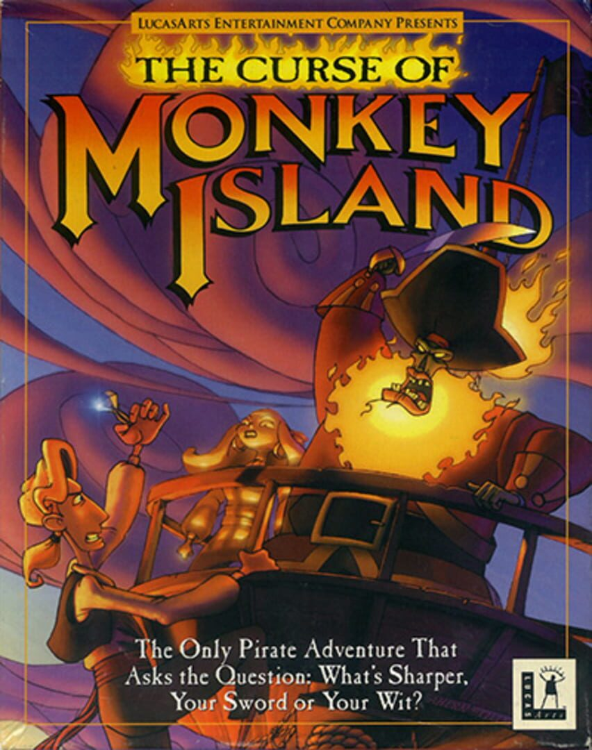 buy The Curse of Monkey Island cd key for all platform