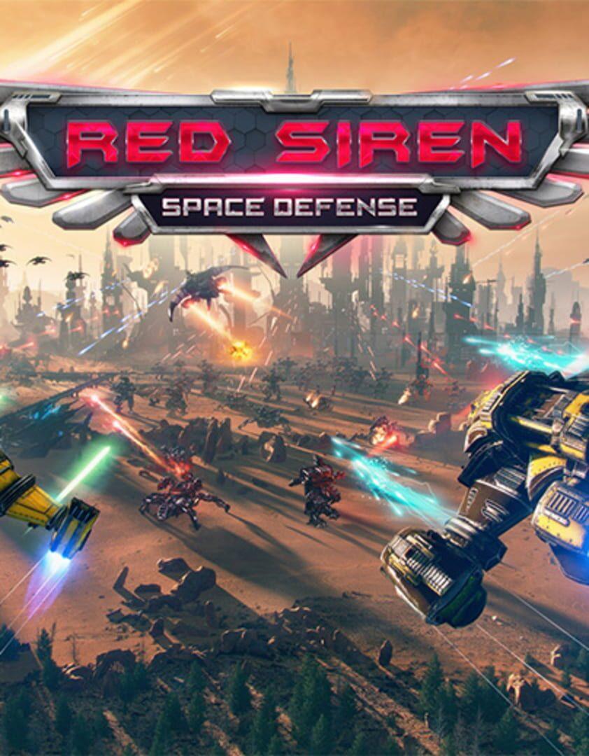 buy Red Siren: Space Defense cd key for all platform