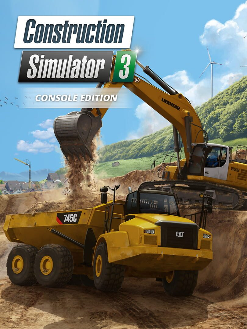 buy Construction Simulator 3: Console Edition cd key for all platform