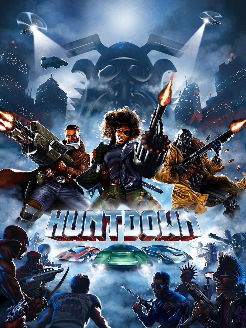 buy Huntdown cd key for all platform