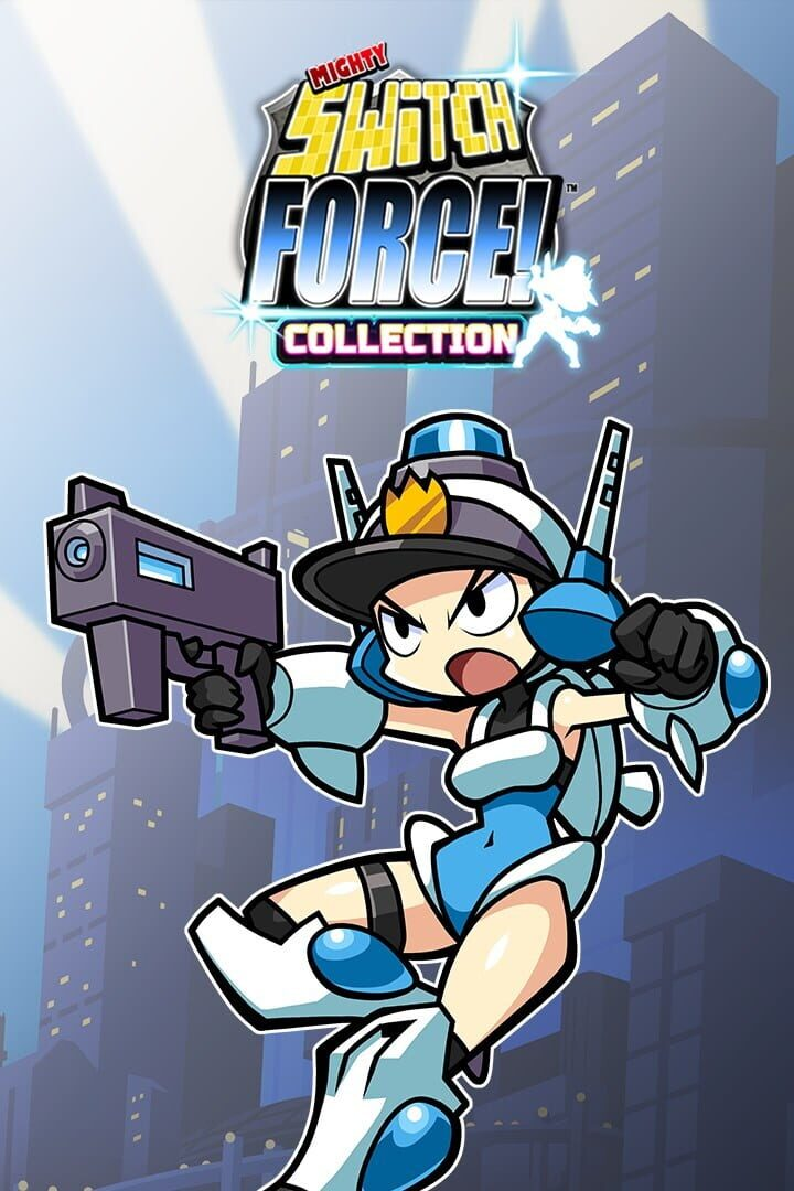 buy Mighty Switch Force! Collection cd key for all platform