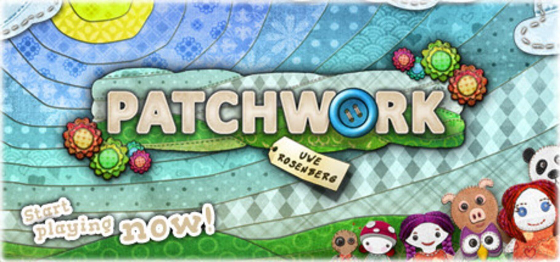 buy Patchwork cd key for all platform