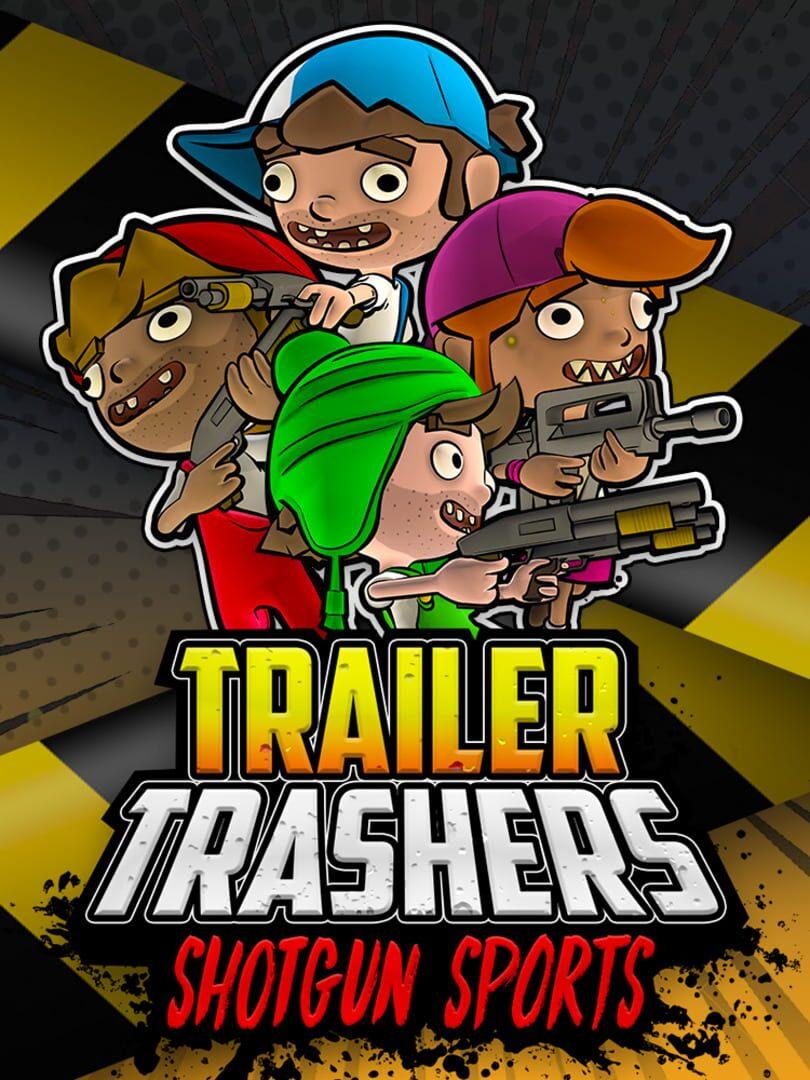 buy Trailer Trashers cd key for all platform