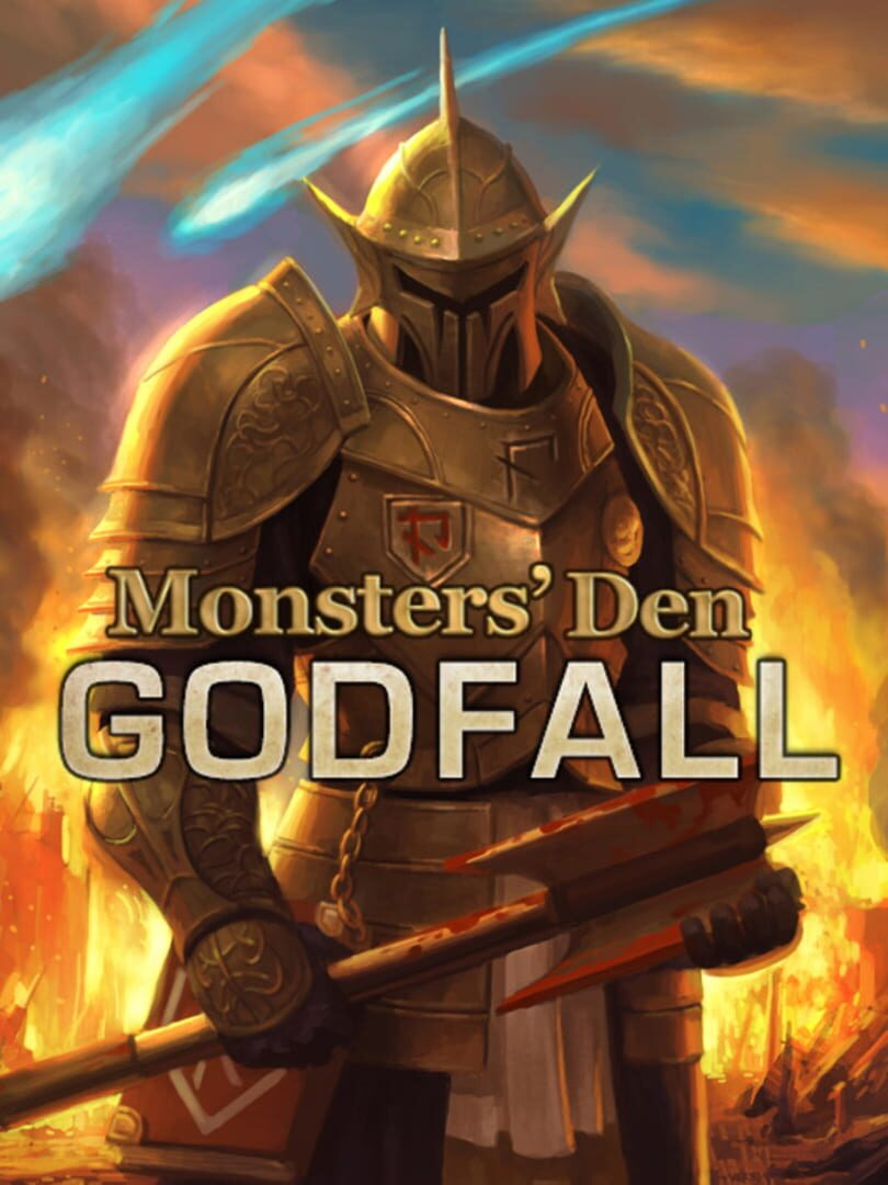 buy Monsters' Den: Godfall cd key for all platform