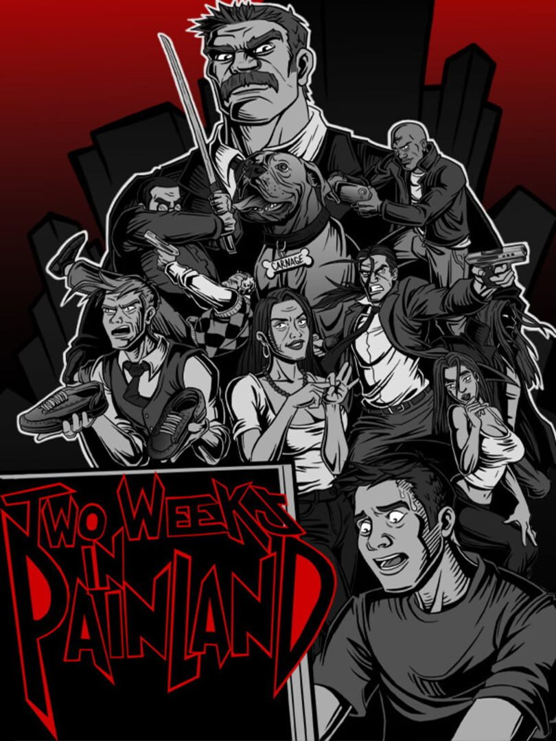 buy Two Weeks in Painland cd key for all platform