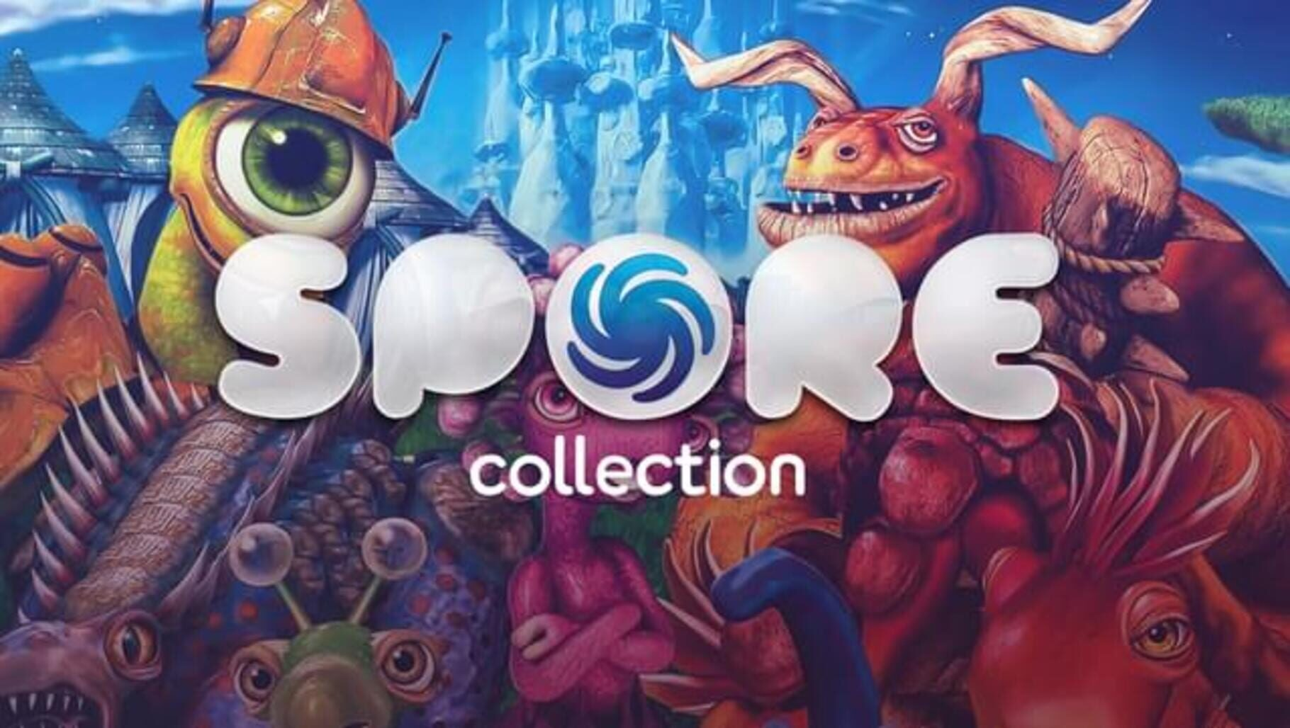 buy SPORE Collection cd key for all platform