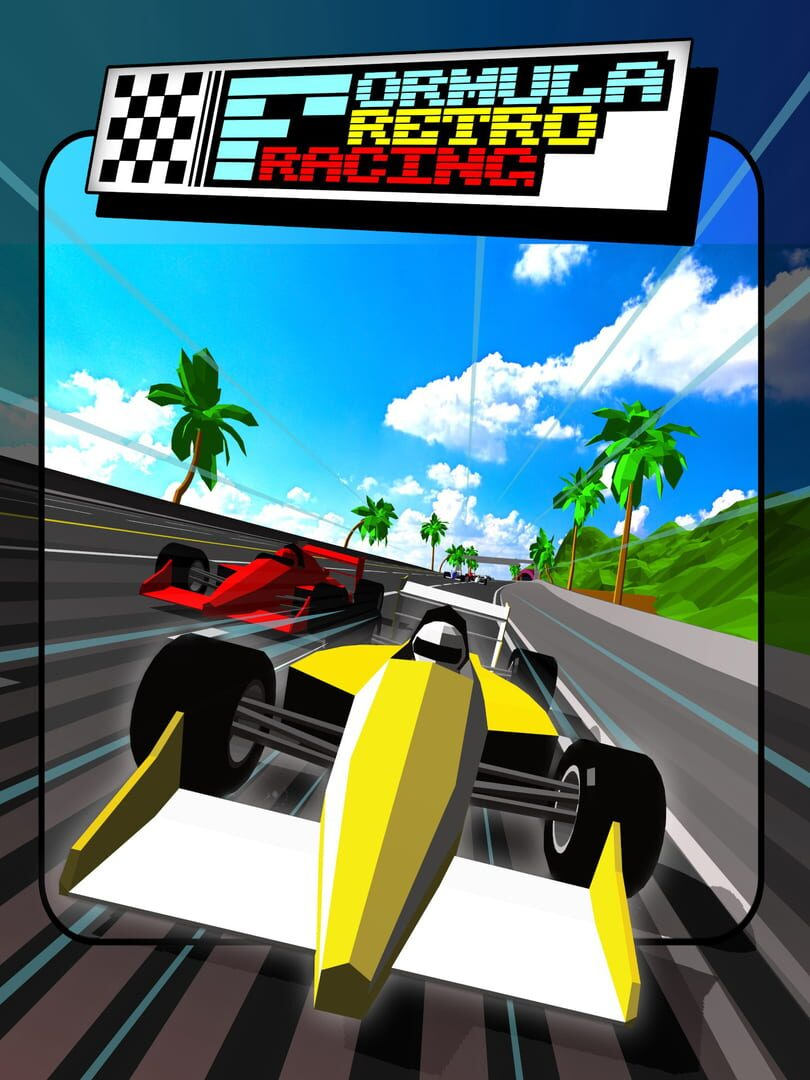 buy Formula Retro Racing cd key for all platform