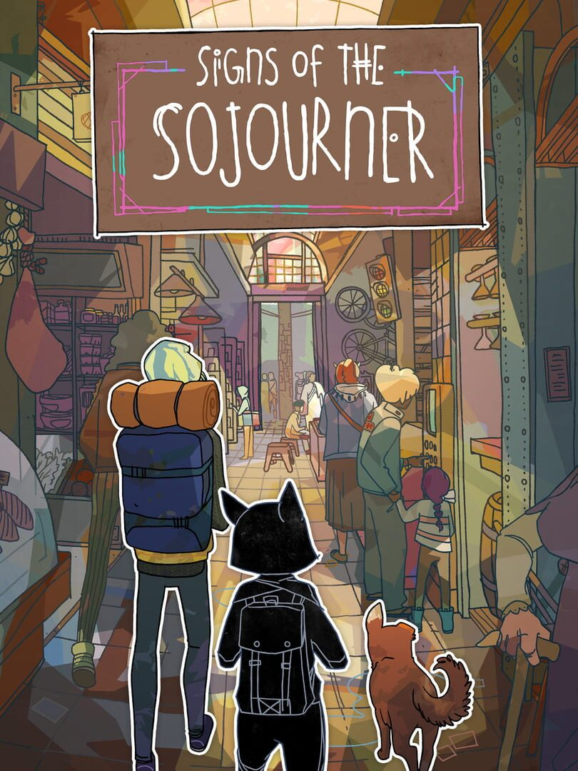 buy Signs of the Sojourner cd key for all platform