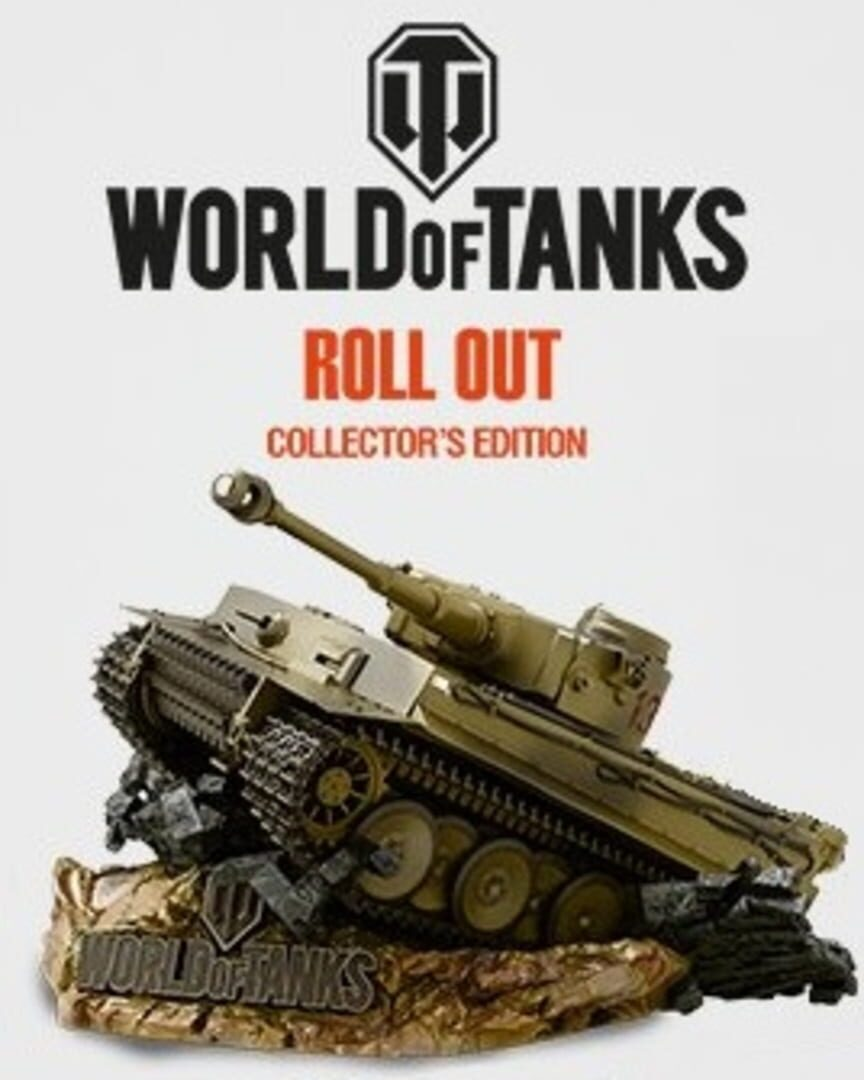 buy World of Tanks Roll Out Collector's Edition cd key for all platform