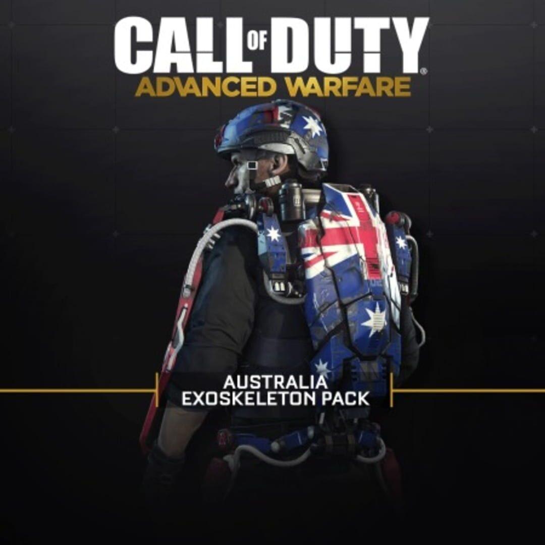 buy Call of Duty: Advanced Warfare - Australia Exoskeleton Pack cd key for all platform