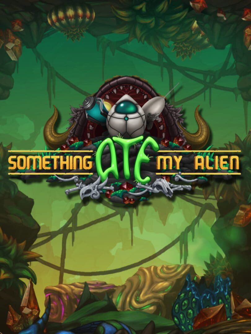 buy Something Ate My Alien cd key for all platform