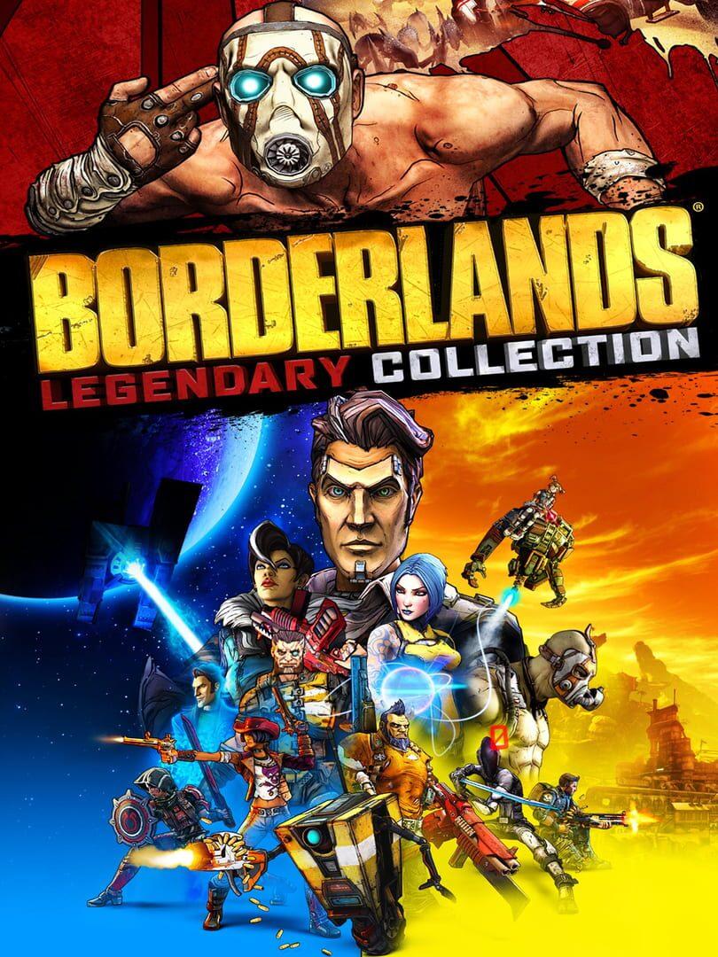 buy Borderlands Legendary Collection cd key for all platform