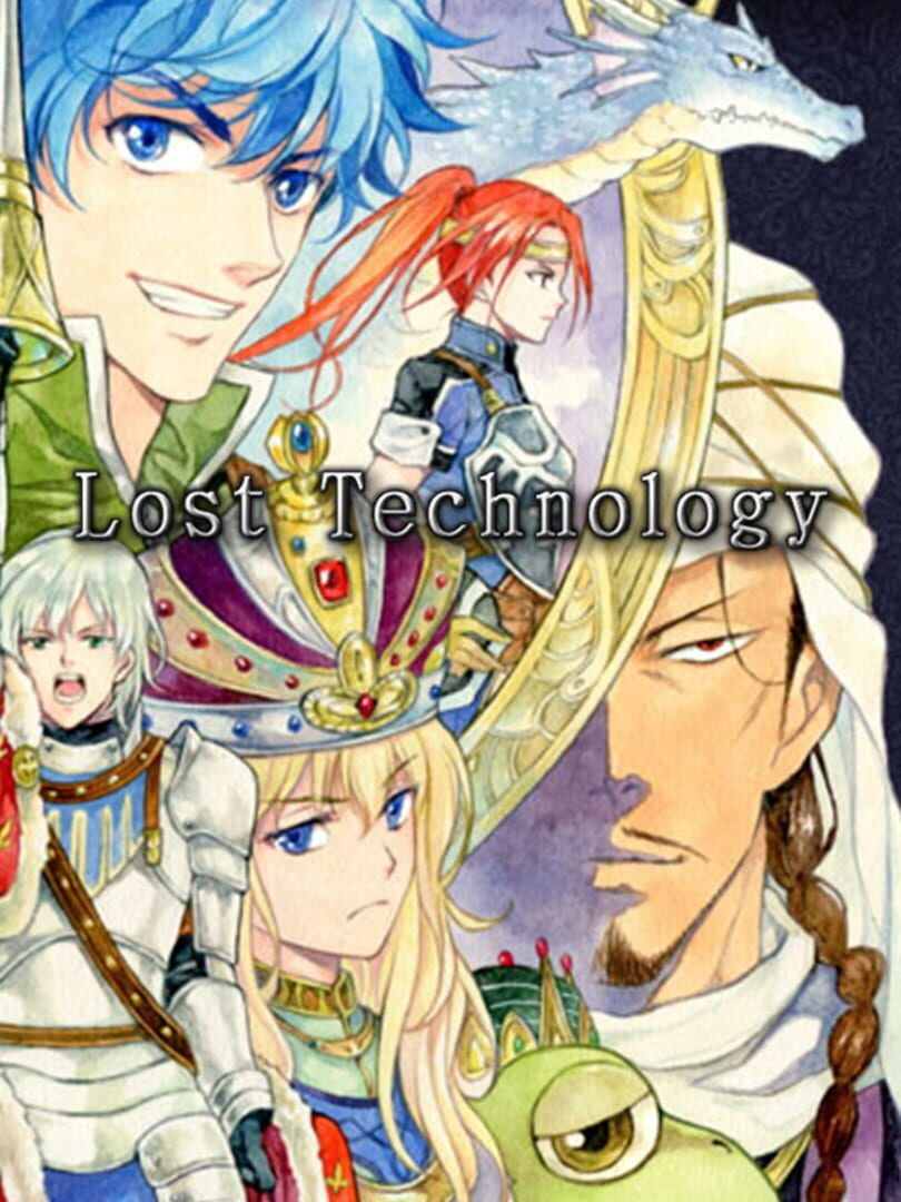 buy Lost Technology cd key for all platform
