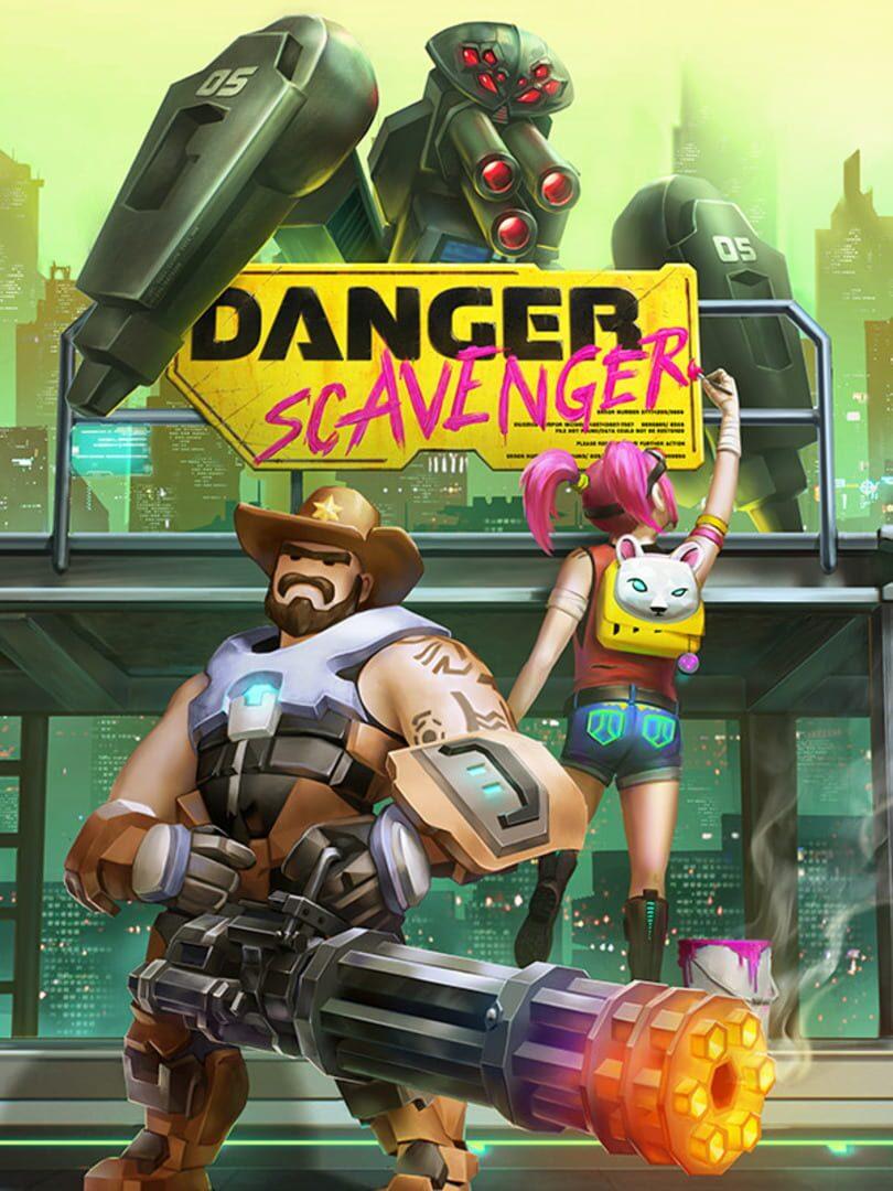 buy Danger Scavenger cd key for all platform