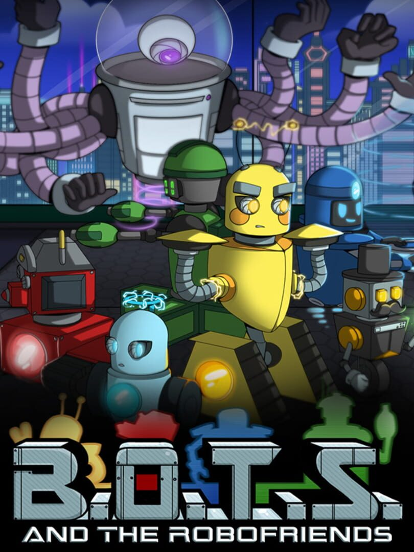 buy B.O.T.S. and the Robofriends cd key for all platform