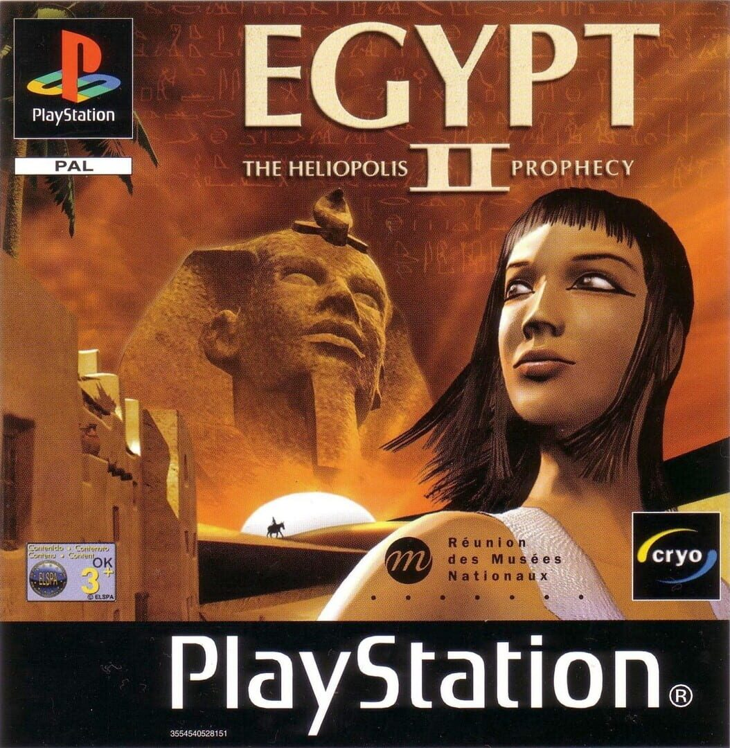 buy Egypt II: The Heliopolis Prophecy cd key for all platform