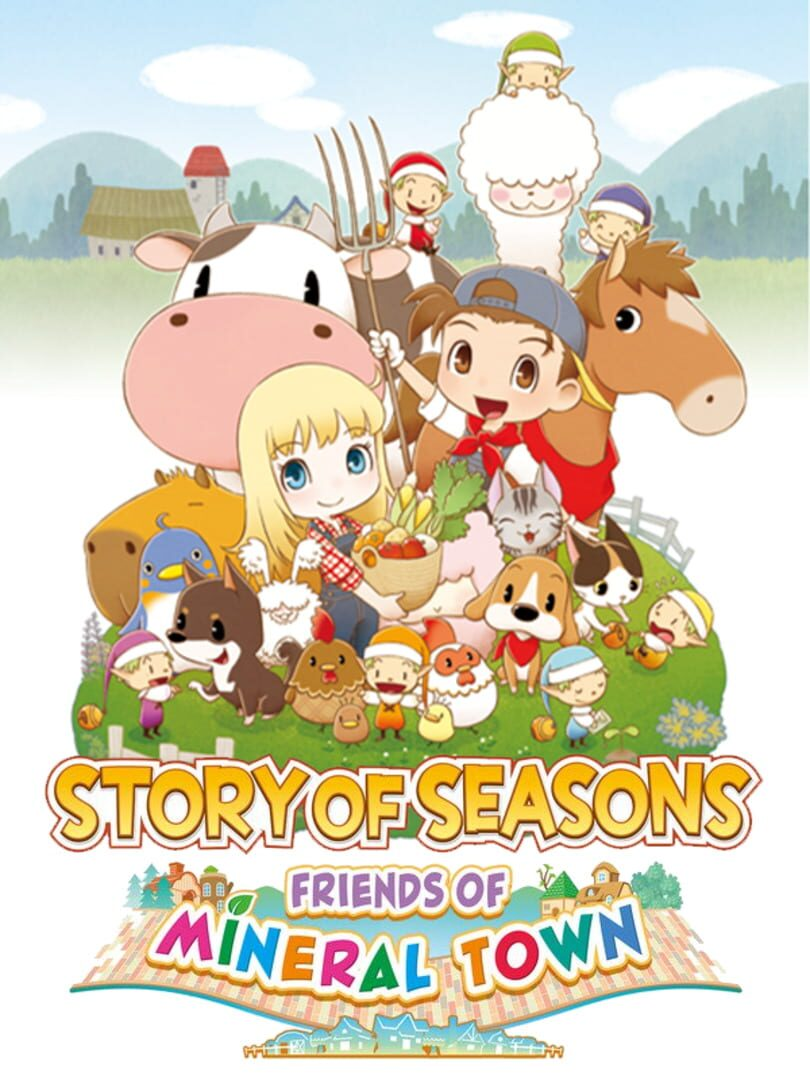 buy Story of Seasons: Friends of Mineral Town cd key for all platform
