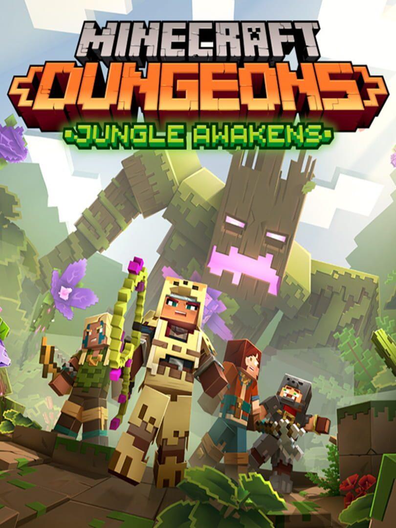 buy Minecraft Dungeons: Jungle Awakens cd key for all platform