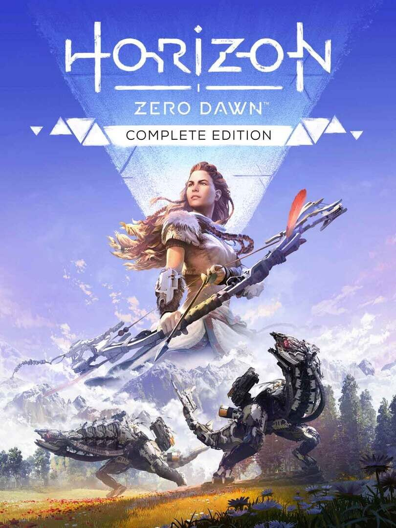 buy Horizon Zero Dawn Complete Edition cd key for all platform