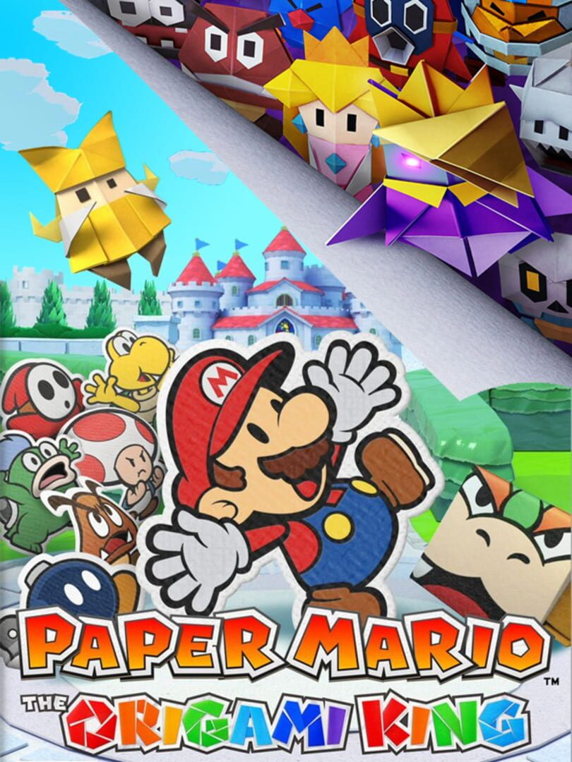 buy Paper Mario: The Origami King cd key for all platform