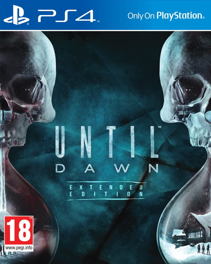 buy Until Dawn: Extended Edition cd key for all platform
