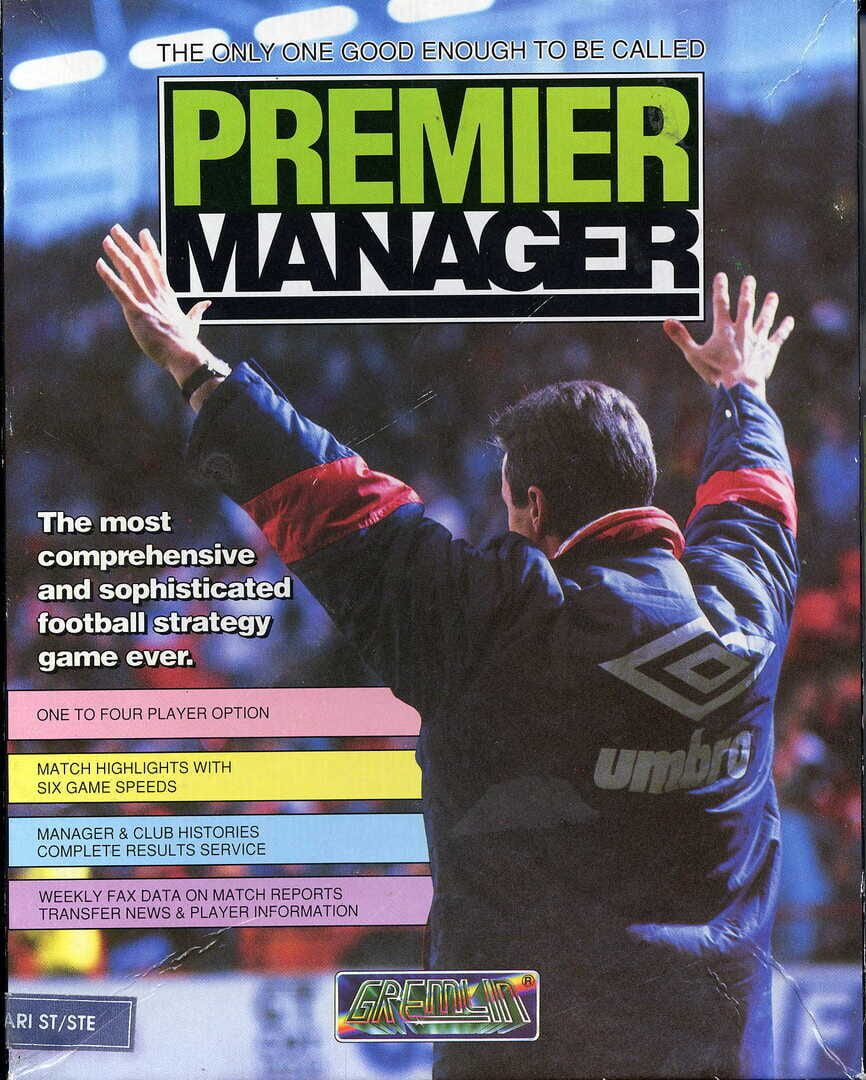 buy Premier Manager cd key for all platform
