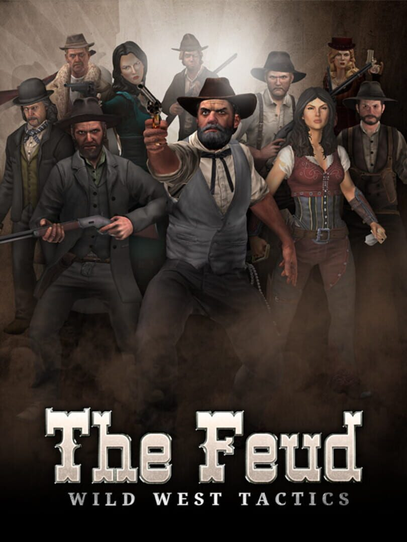 buy The Feud: Wild West Tactics cd key for all platform