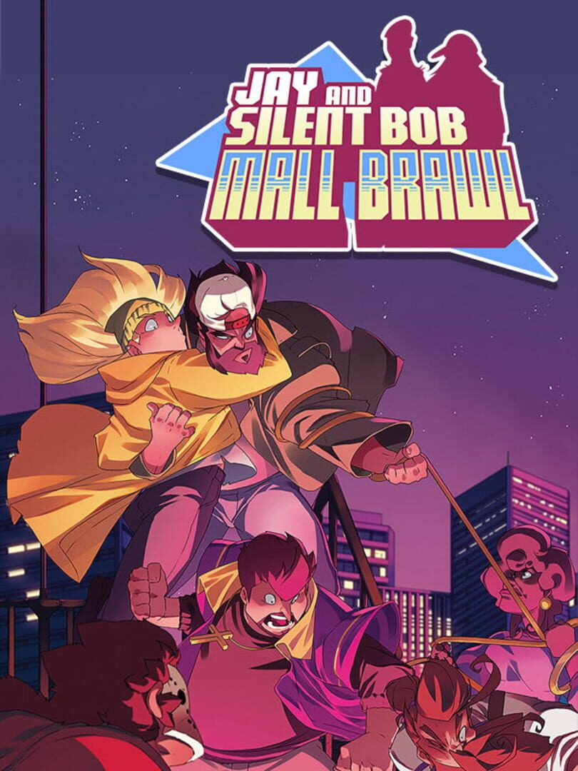 buy Jay and Silent Bob: Mall Brawl cd key for all platform