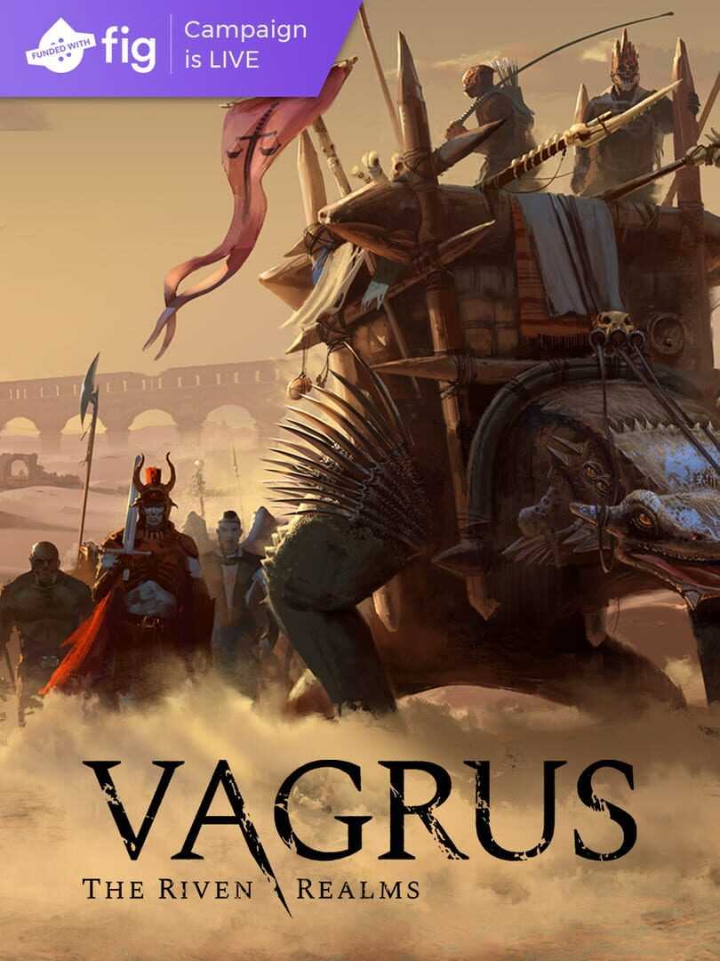 buy Vagrus - The Riven Realms cd key for all platform