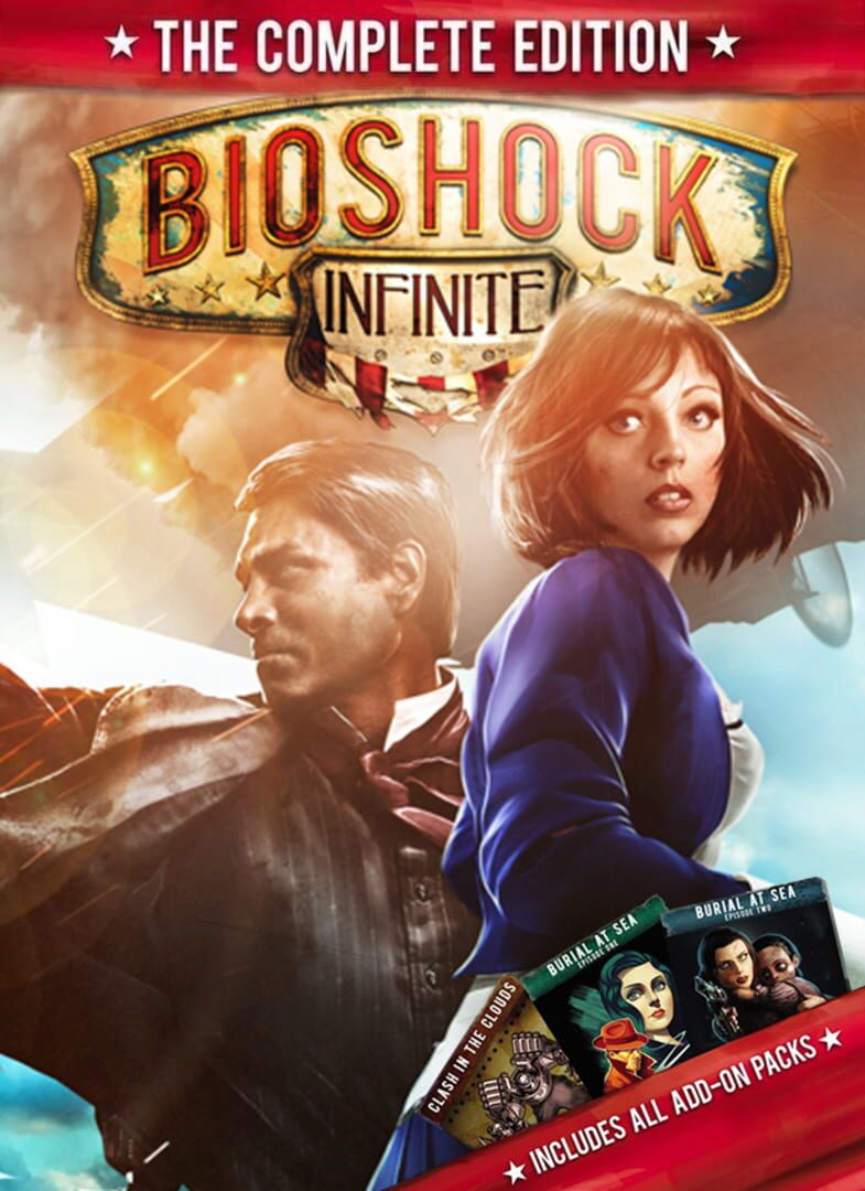 buy Bioshock Infinite: The Complete Edition cd key for all platform