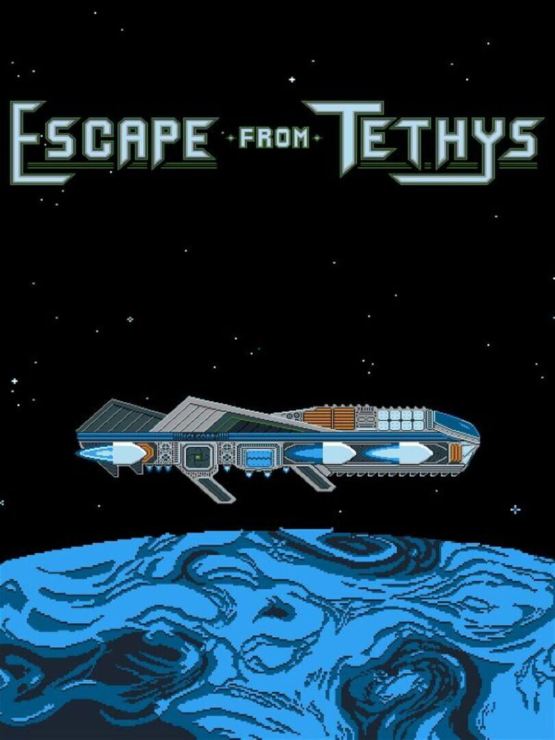buy Escape From Tethys cd key for nintendo platform