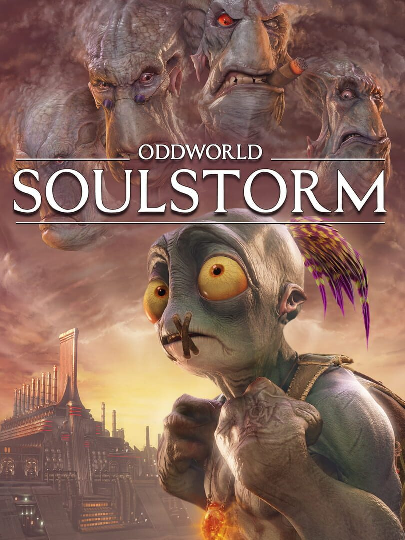 buy Oddworld: Soulstorm cd key for all platform