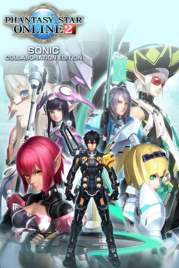 buy Phantasy Star Online 2 -SONIC Collaboration Edition- cd key for all platform
