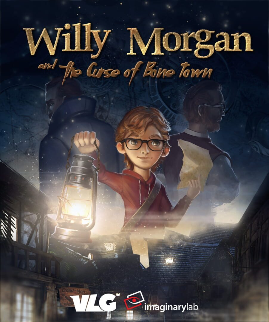 buy Willy Morgan and the Curse of Bone Town cd key for all platform