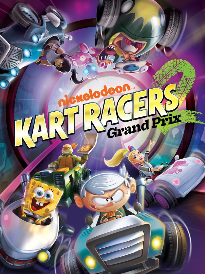 buy Nickelodeon Kart Racers 2: Grand Prix cd key for all platform