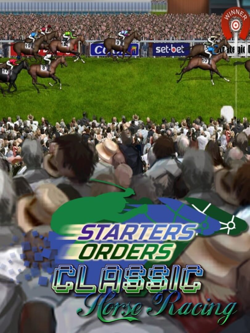 buy Starters Orders Classic Horse Racing cd key for all platform