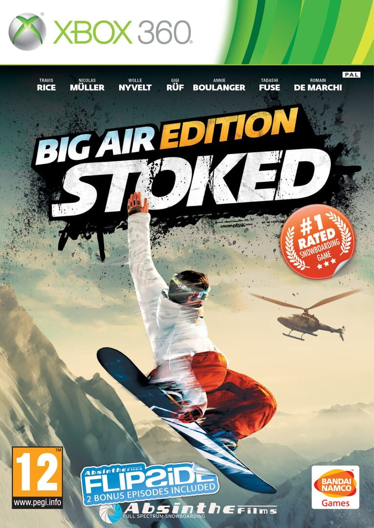 buy Stoked: Big Air Edition cd key for all platform