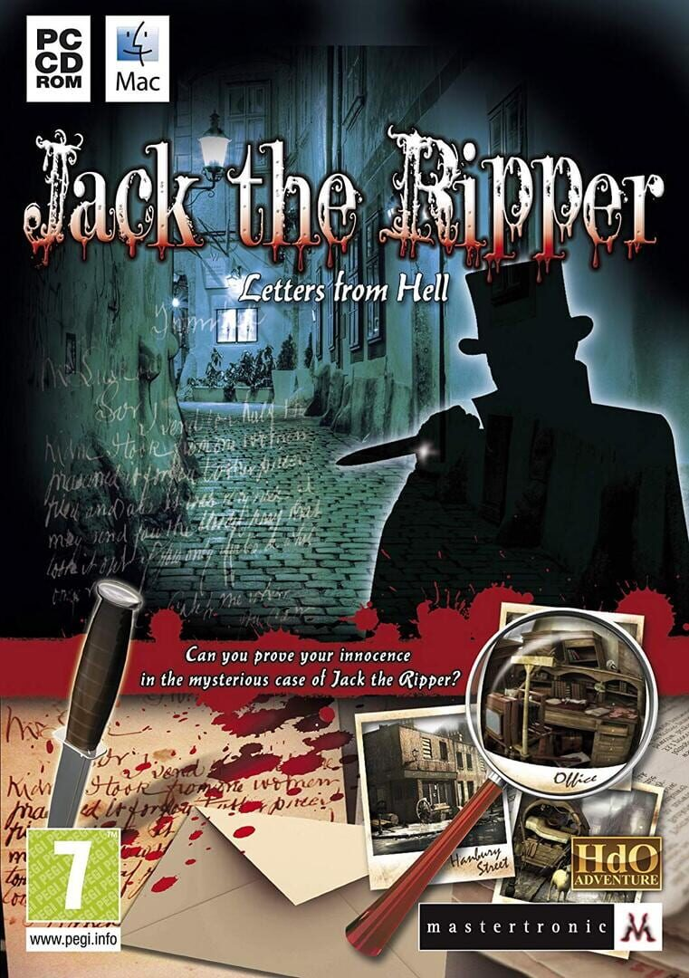 buy Jack the Ripper - Letters from Hell cd key for all platform
