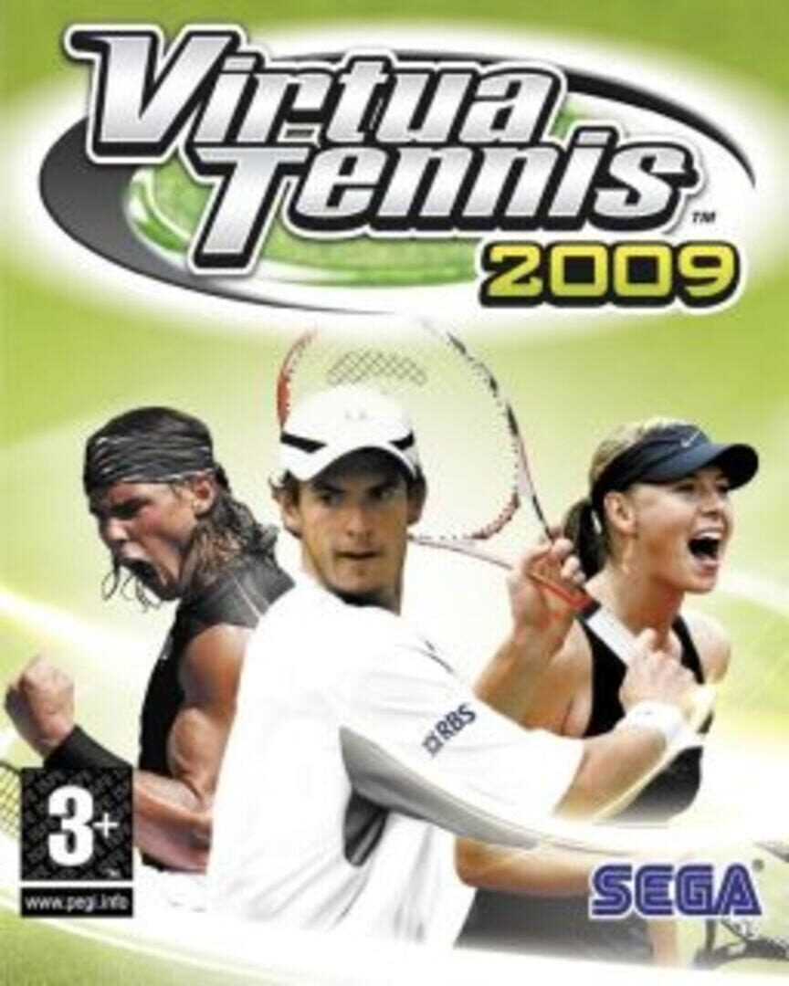 buy Virtua Tennis 2009 cd key for all platform