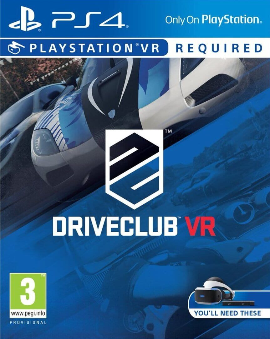 buy DriveClub VR cd key for all platform