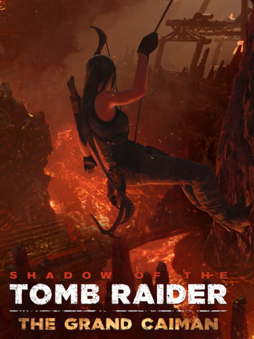 buy Shadow of the Tomb Raider: The Grand Caiman cd key for all platform
