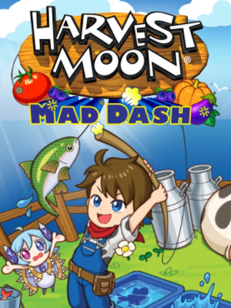 buy Harvest Moon: Mad Dash cd key for all platform