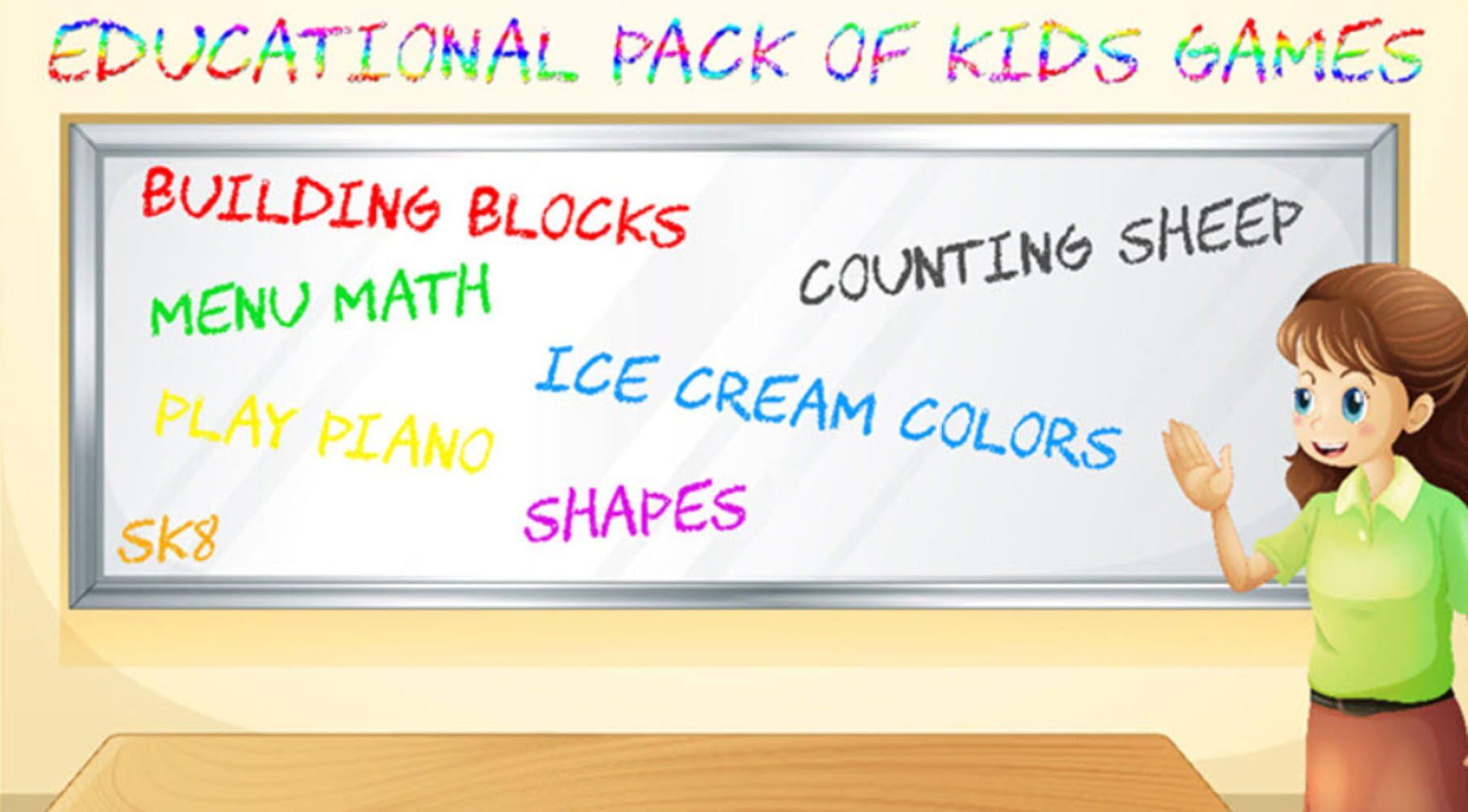 buy Educational Pack of Kids Games cd key for all platform